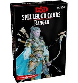 Dungeons & Dragons D&D Spellbook Cards: Ranger Deck