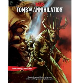 Dungeons & Dragons D&D 5th: Tomb of Annihilation (HC)