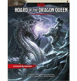 Dungeons & Dragons D&D 5th: Hoard of the Dragon Queen