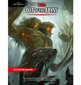 Dungeons & Dragons D&D 5th: Out of the Abyss (HC)