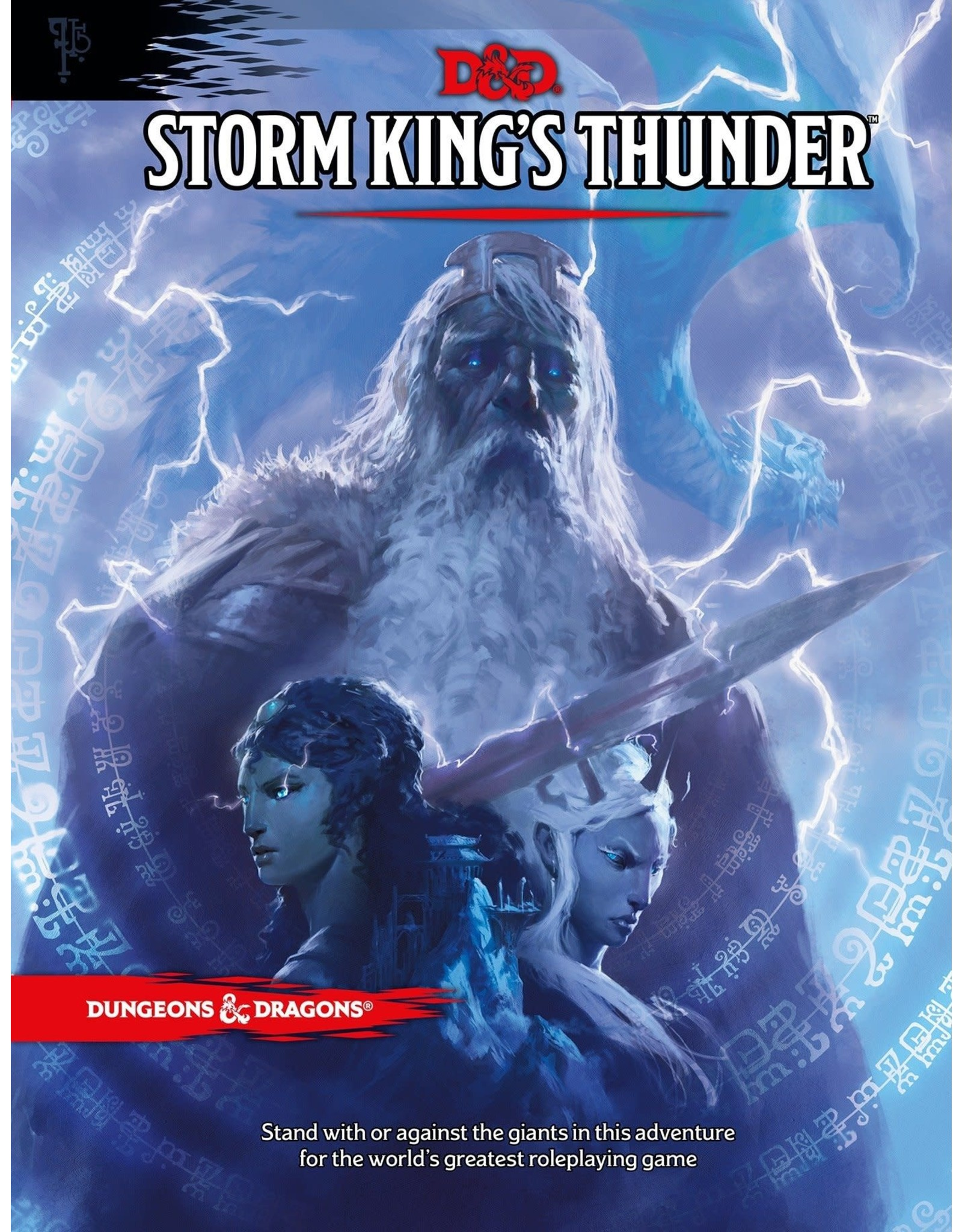 Dungeons & Dragons D&D 5th: Storm King's Thunder (HC)