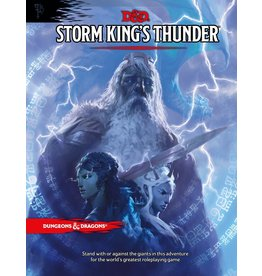 Dungeons & Dragons D&D 5th: Storm King's Thunder (HC)