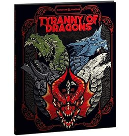 Wizards of the Coast D&D 5th Ed.: Tyranny of Dragons SE HC