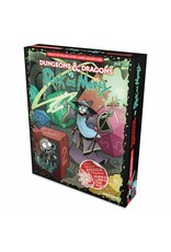 Wizards of the Coast D&D 5th: Dungeons & Dragons vs Rick & Morty RPG