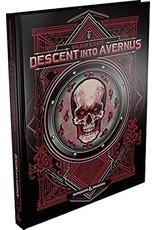 Wizards of the Coast D&D 5th Ed: Balders Gate - Decent into Avernus HC SE