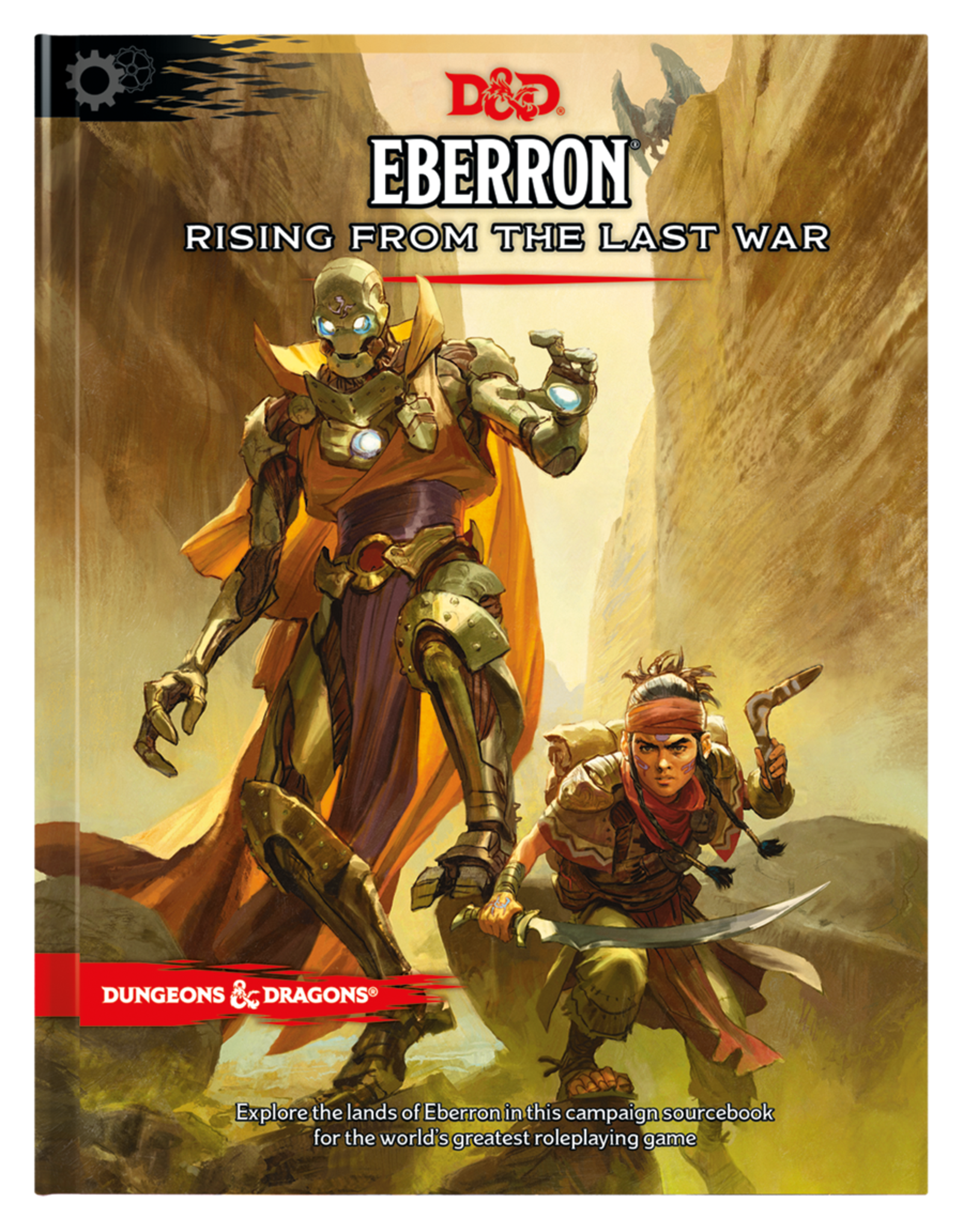 Dungeons & Dragons D&D 5th: Eberron - Rising from the Last War