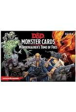 GaleForce9 D&D: Monster Cards - Mordenkainen's Deck