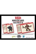 GaleForce9 D&D: Monster Cards - Challenge 6-16 Deck