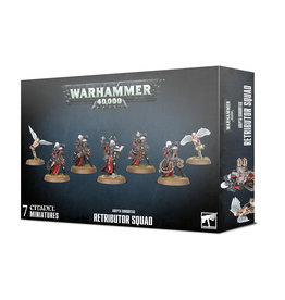 GW: Games Workshop GW: 40K: Adepta Sororitas - Retributor Squad