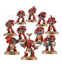 GW: Games Workshop GW: 40K: Blood Angels Tactical Squad
