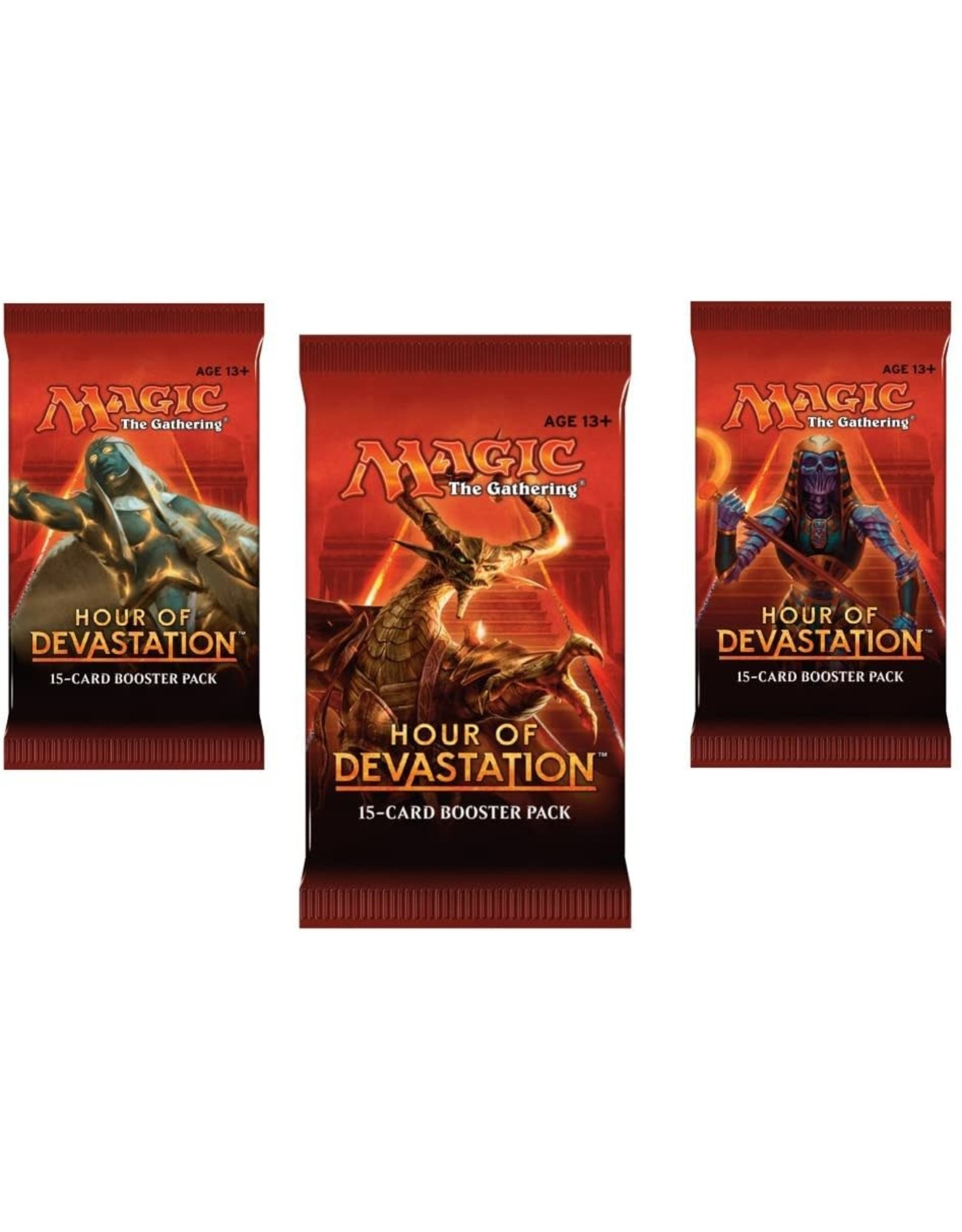 Wizards of the Coast MtG: Hour of Devastation Booster Pack