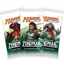 Wizards of the Coast MtG: Battle for Zendikar Booster Pack