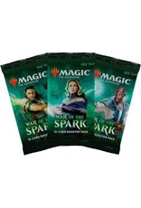Wizards of the Coast MtG: War of the Spark Booster Pack
