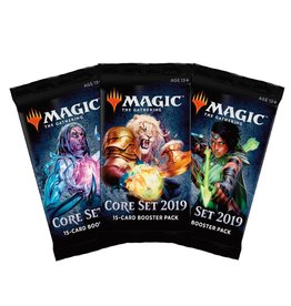 Wizards of the Coast MtG: Core 2019 Booster Pack