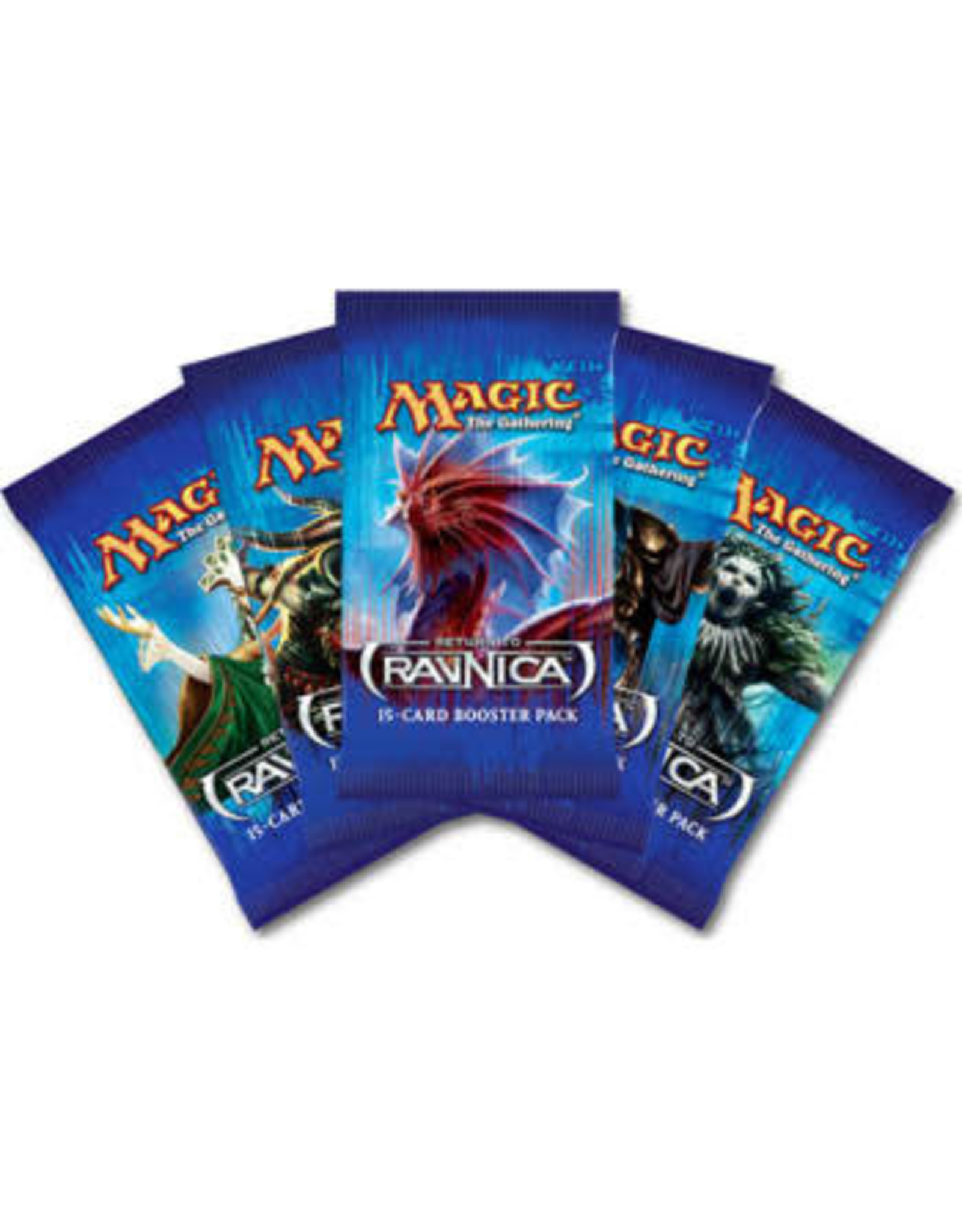 Wizards of the Coast MtG: Return to Ravnica Booster Pack