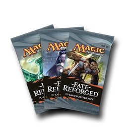 Wizards of the Coast MtG: Fate Reforged Booster Pack