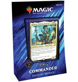 Wizards of the Coast MtG: Commander 2019 Deck: Faceless Menace