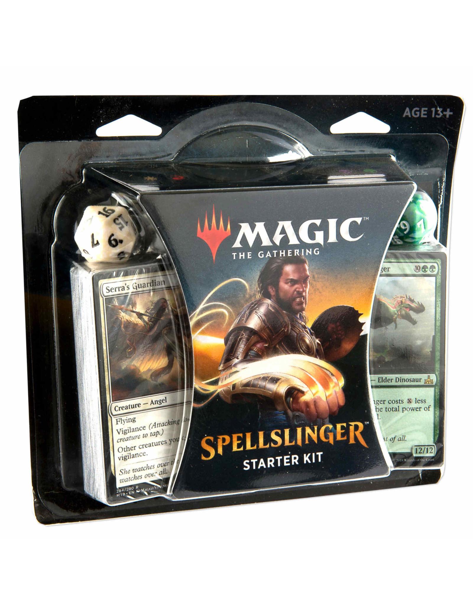 Wizards of the Coast MtG: Spellslingers Starter Kit