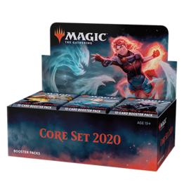 Wizards of the Coast MtG: Core 2020 Booster Display