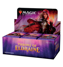 Wizards of the Coast MtG: Thrones of Eldraine Booster Display