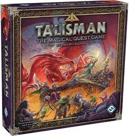 GW: Games Workshop Board Game: Talisman Revised 4th Edition