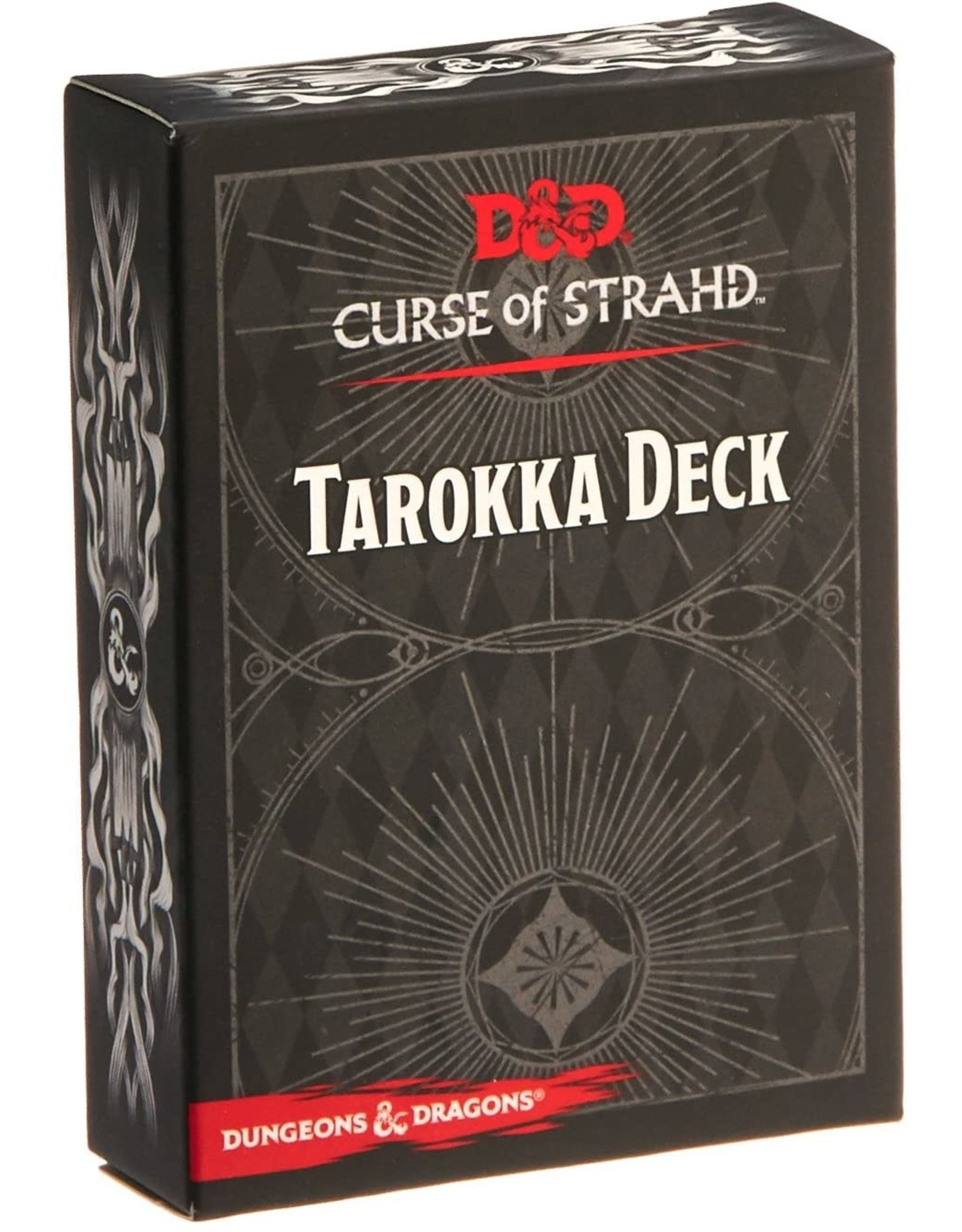 GaleForce9 D&D: Tarokka Deck: Curse of Strahd