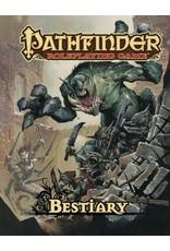 Pathfinder Pathfinder RPG: Beastiary (Paperback)