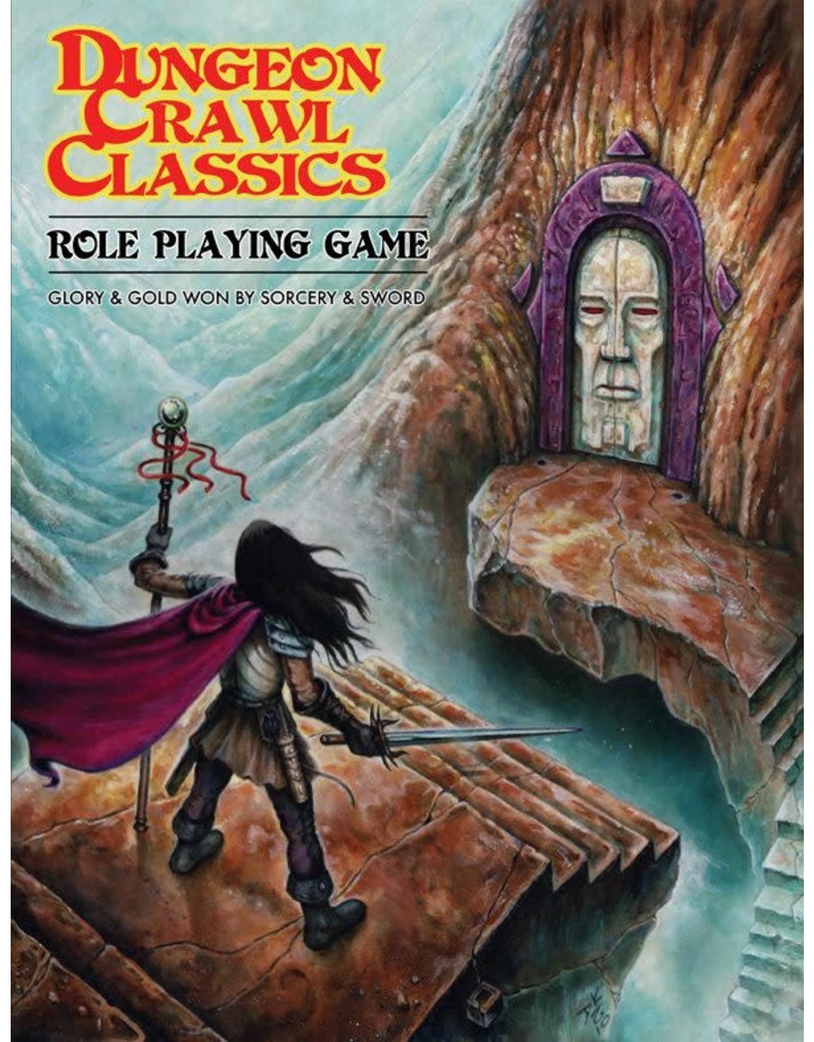Dungeon Crawl Classics RPG (HC)