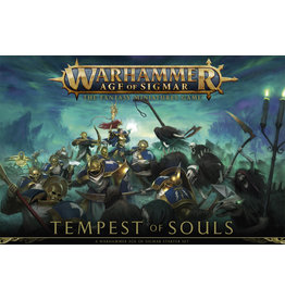 GW: Games Workshop GW: AoS: Tempest of Souls