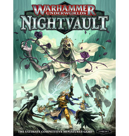 GW: Games Workshop GW: Underworlds: Night Vault