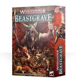 GW: Games Workshop GW: Warhammer Underworlds: Beastgrave