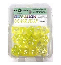 Role4Initiative R4I: 15 Set Diffusion OCHRE JELLYwh