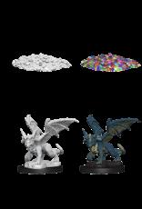 WizKids WZK: NMM: W10: Blue Dragon Wyrmling