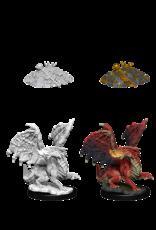 WizKids WZK: NMM: W10: Red Dragon Wyrmling