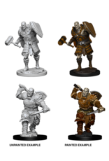 WizKids WZK D&D NMU: W7: Male Goliath Fighter