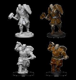 WizKids WZK D&D NMU: W7: Male Goliath Fighter