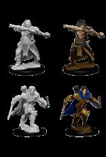 WizKids WZK D&D NMU: W7: Male Half-Elf Ranger