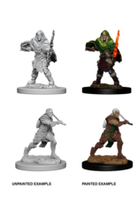 WizKids WZK D&D NMU: W6: Male Elf Fighter