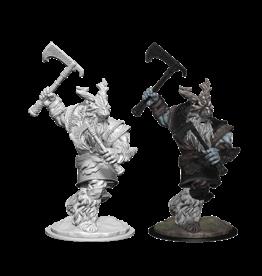 WizKids WZK D&D NMU: W6: Frost Giant Male