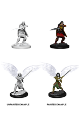 WizKids WZK D&D NMU: W6: Female Aasimar Fighter