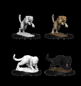 WizKids WZK D&D NMU: W6: Panther & Leopard
