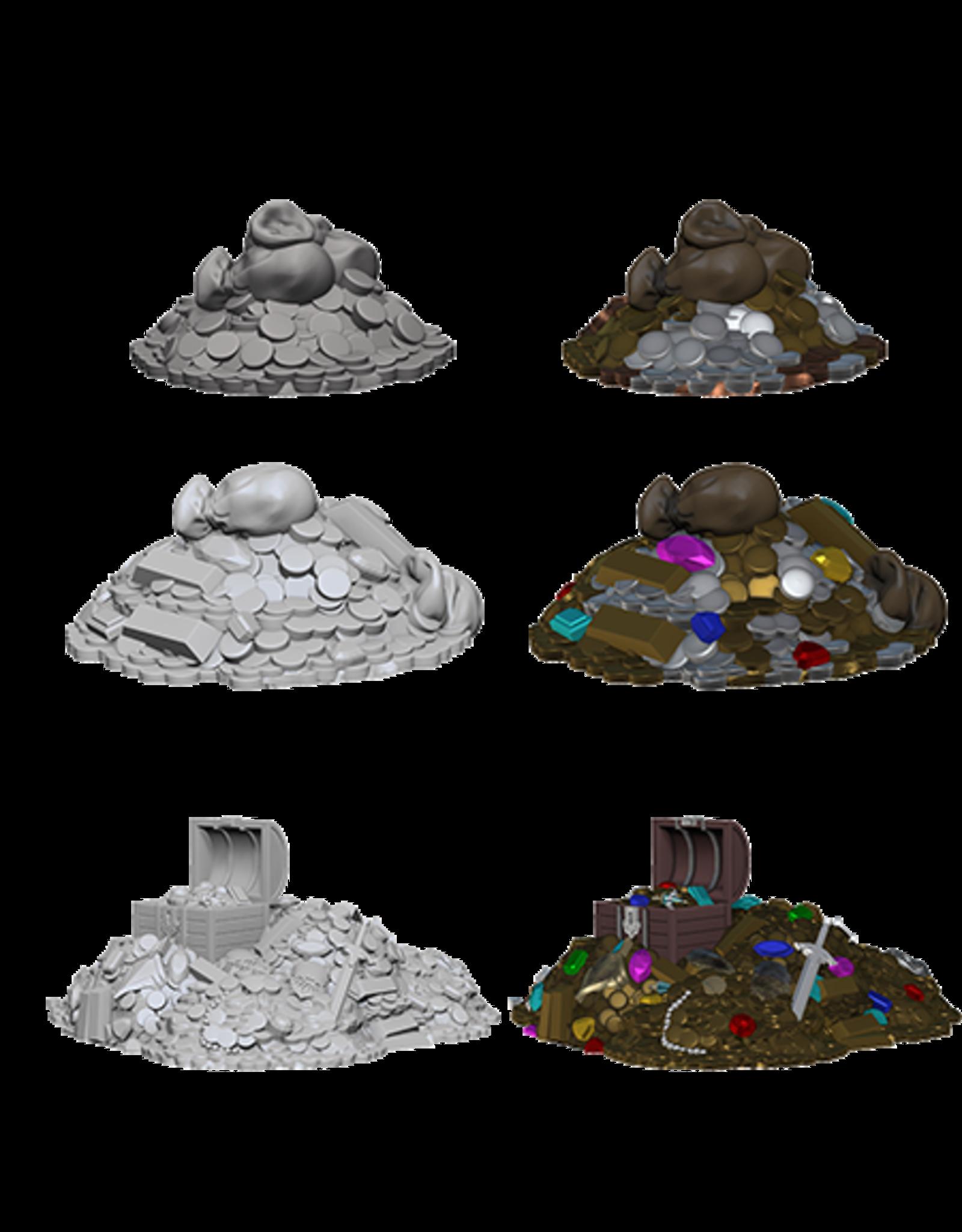 WizKids WZK: DC: W3: Treasure Piles