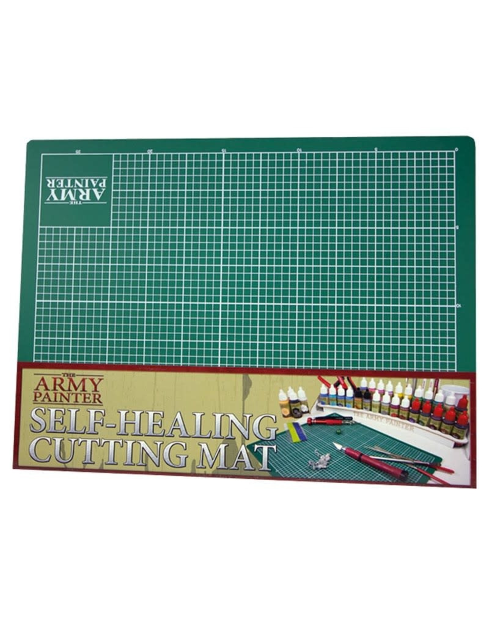 Army Painter Army Painter: Self-Healing Cutting Mat