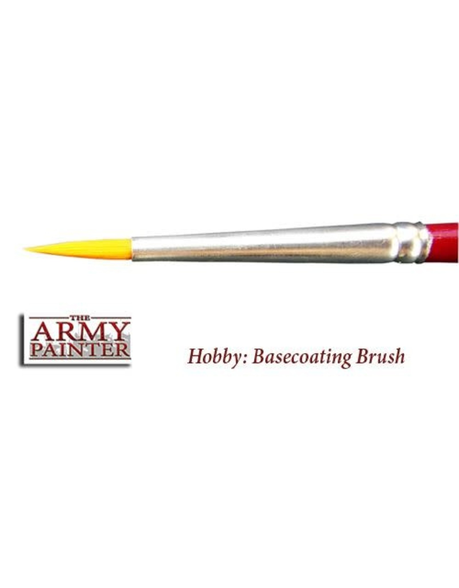Army Painter Army Painter: Brush: Hobby Basecoating