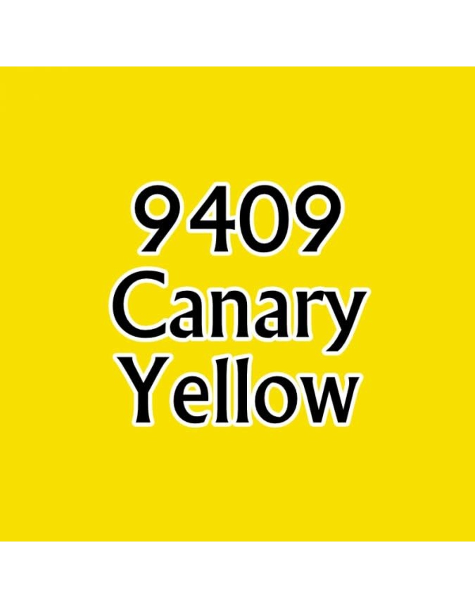 Reaper Reaper: MSP Bones: Canary Yellow
