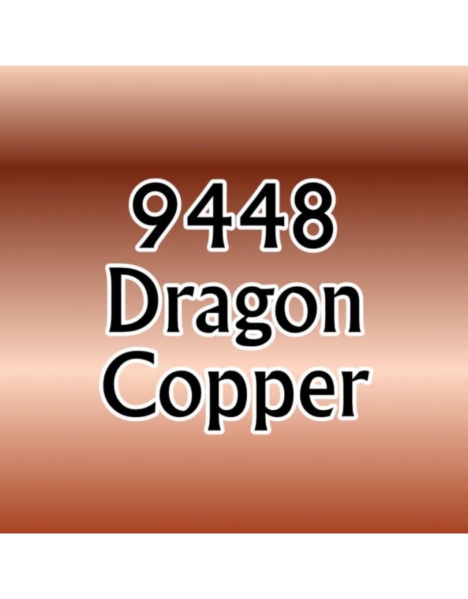 Reaper Reaper: MSP Bones: Dragon Copper