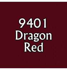 Reaper Reaper: MSP Bones: Dragon Red