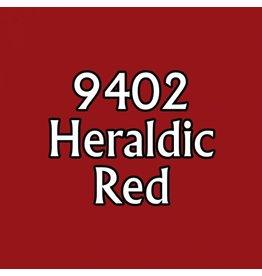 Reaper Reaper: MSP Bones: Heraldic Red