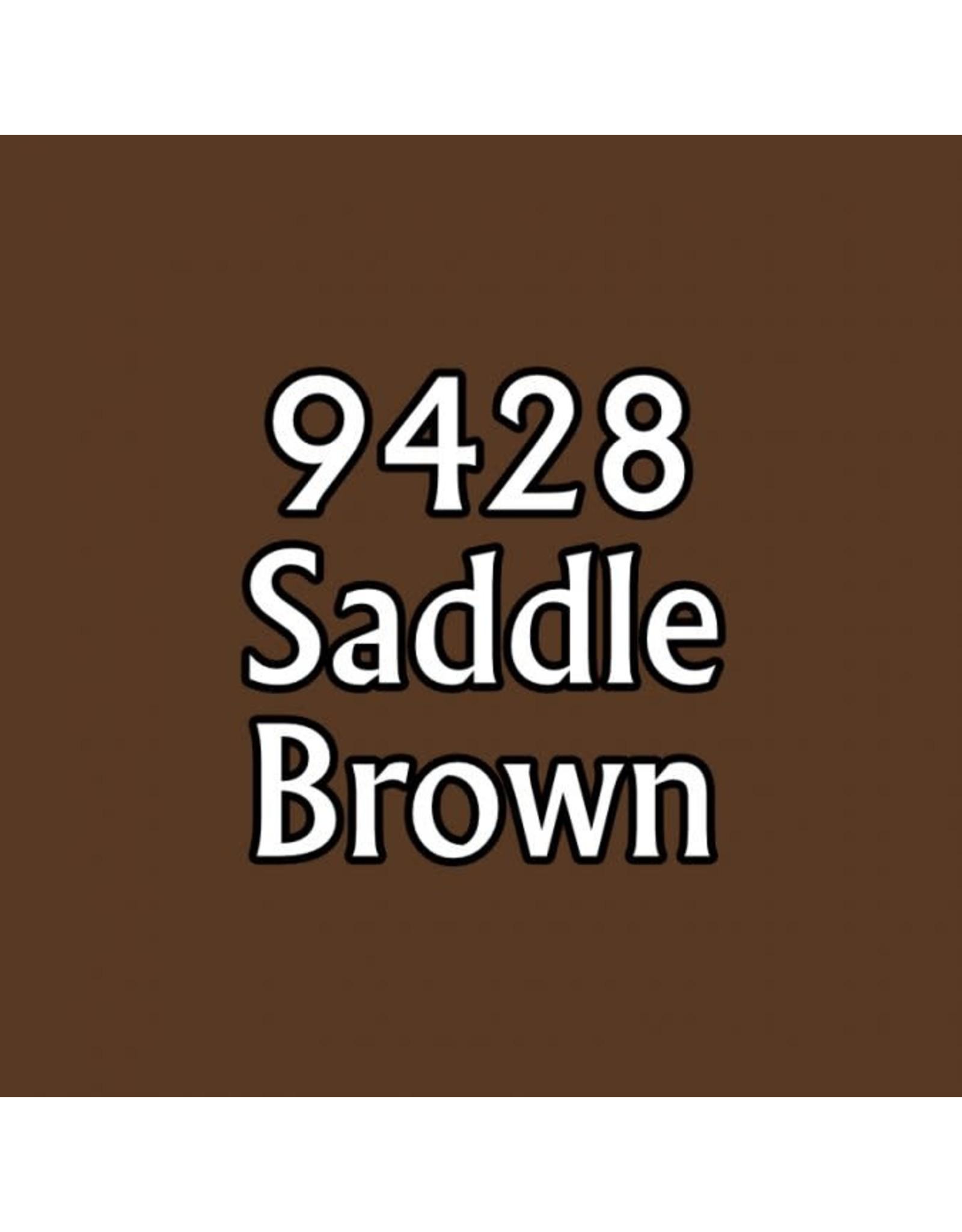 Reaper Reaper: MSP Bones: Saddle Brown