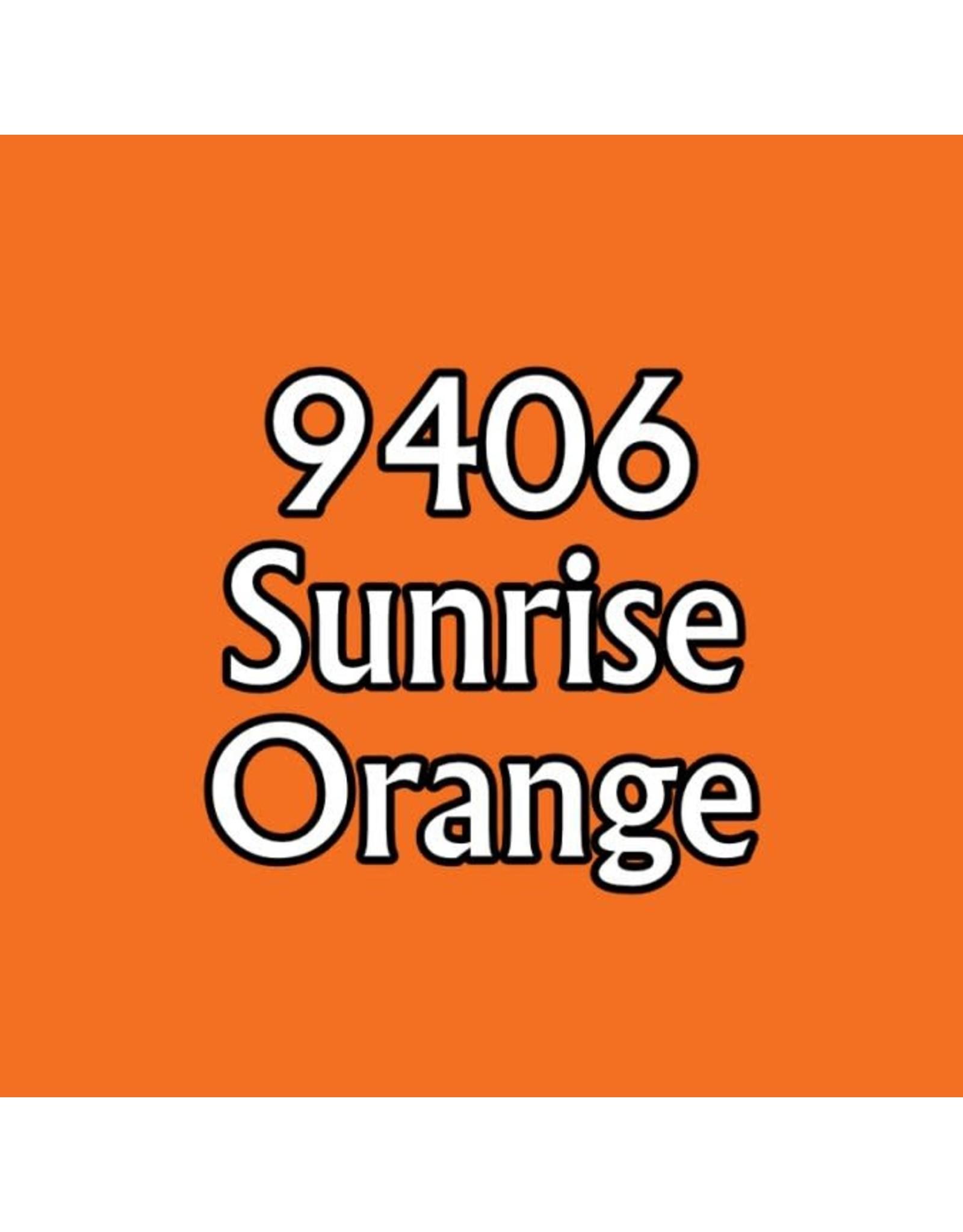 Reaper Reaper: MSP Bones: Sunrise Orange